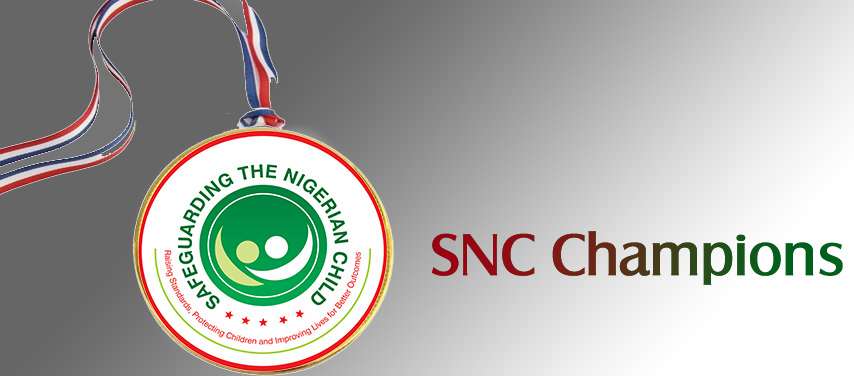 Safeguarding the Nigerian Child Champions